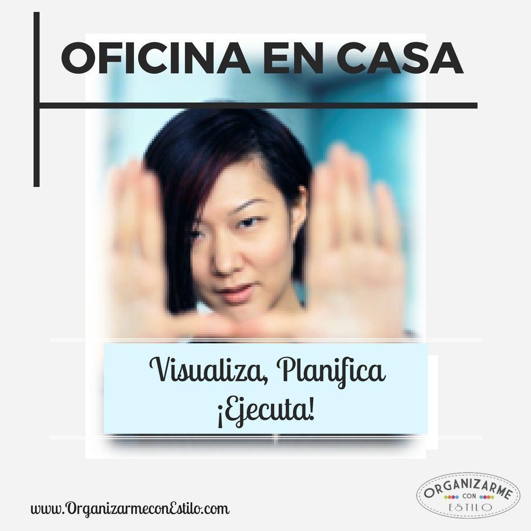 Organizadora Profesional Visualiza planifica ejecuta