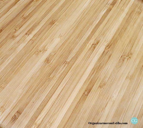 madera bambu