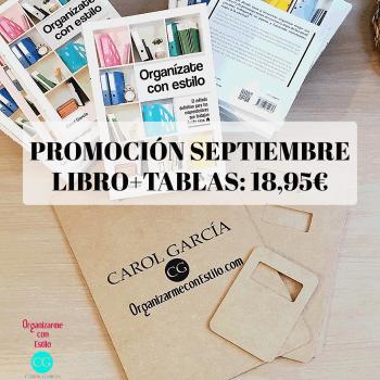 Promoción libro más tablas de doblado por sólo 18,95€